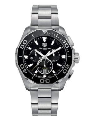 Tag Heuer Aquaracer watch CAY111A-BA0927
