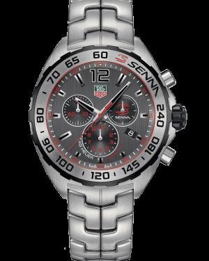 Tag Heuer Formula-1 Senna Special-Edition CAZ1012-BA0883 - The Posh Watch Shop