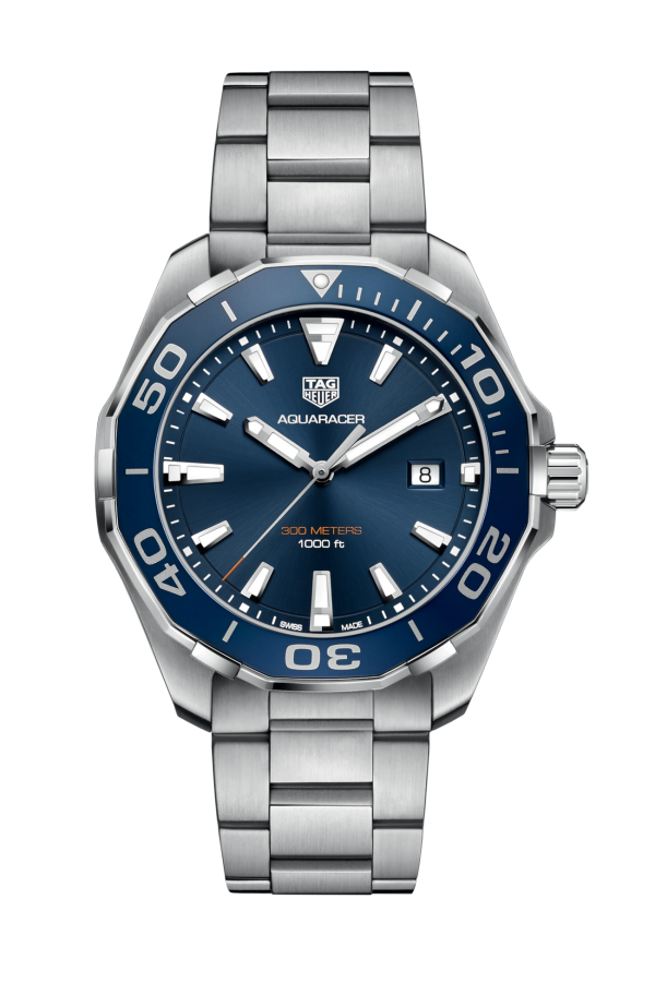 Tag Heuer Aquaracer WAY101C-BA0746 - The Posh Watch Shop