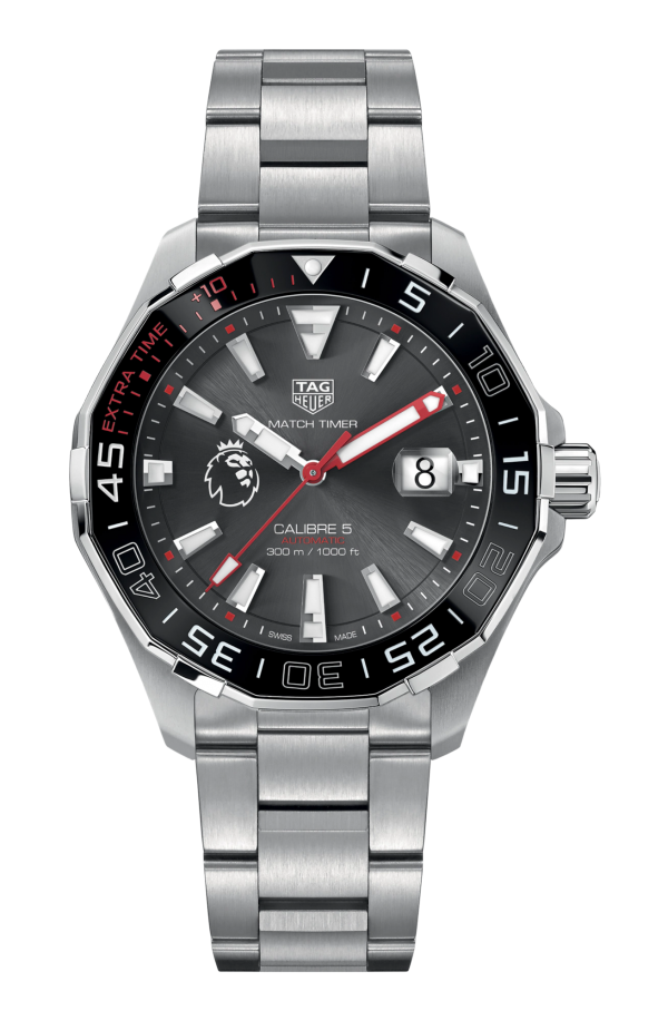 Tag Heuer Aquaracer Premier-League Special-Edition WAY201D-BA0927 - The Posh Watch Shop
