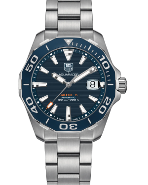 Tag Heuer Aquaracer Calibre-5 WAY211C-BA0928