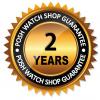 The Posh Watch Shop Two Year Guarantee